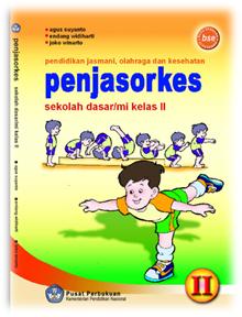 Buku Pendidikan Jasmani dan Olahraga atau PJOK Kelas 2