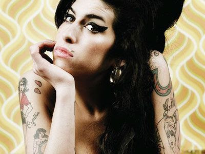 amy winehouse tattoos