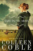 cover of Safe in His Arms by Colleen Coble