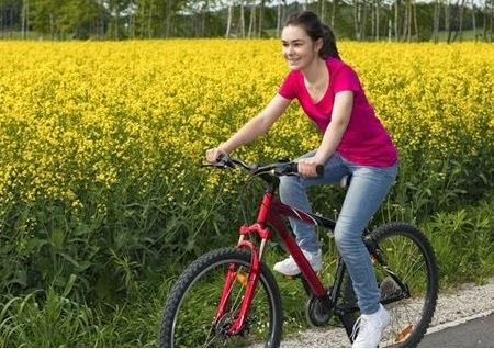 Beragam manfaat bersepeda