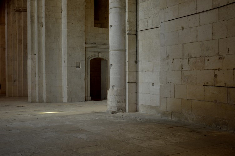 3 Eglise Haute - Abbaye de Montmajour
