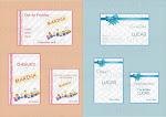 Convites e cartões para seu bebê