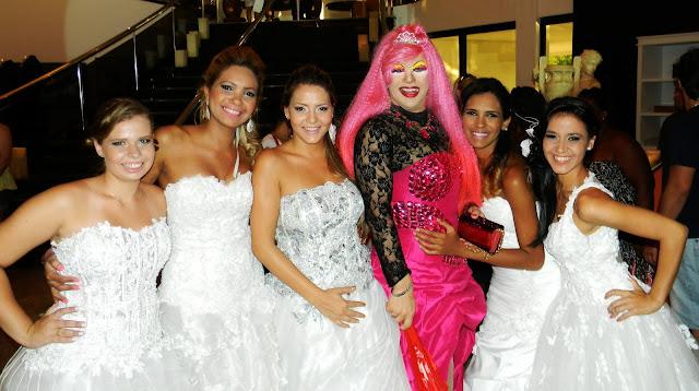 drag queen para casamentos