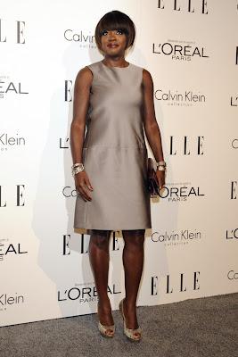 Viola Davis in Calvin Klein
