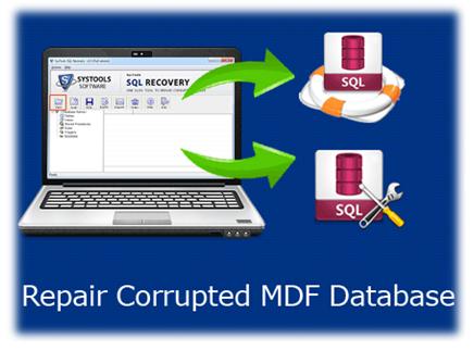 Repair Corrupt MDF File