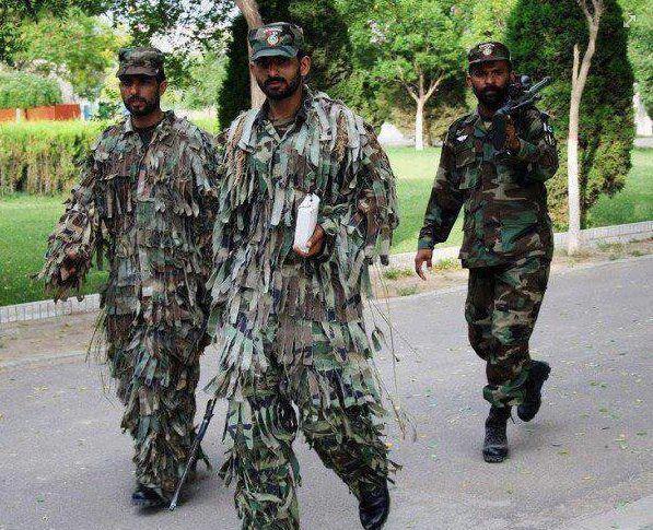 Latest Pakistan Army Ssg Commando Wallpaper 2013