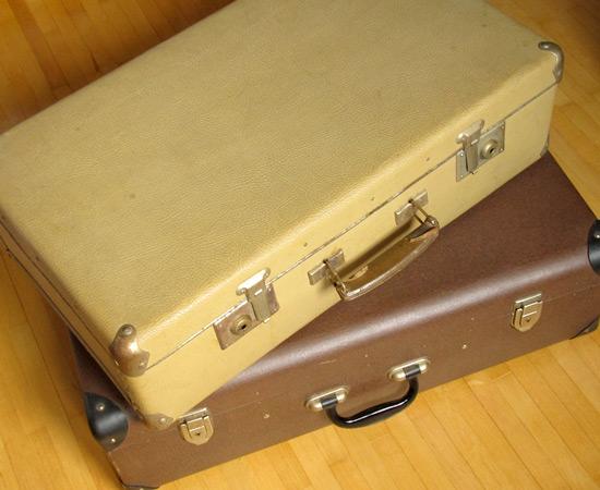 Чемоданы, suitcase