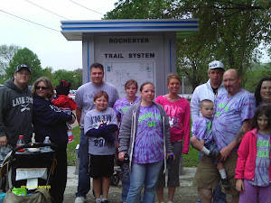 Great Strides 2012 SFS Team
