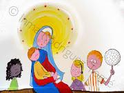 Detalle de S. José de Calasanz. Santa María de las Escuelas Pías
