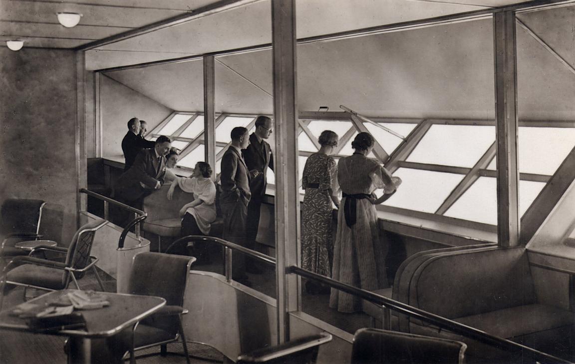 VINTAGE PHOTOGRAPHY LZ 129 Hindenburg