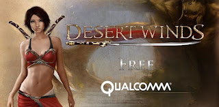 Desert Winds HD
