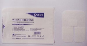 Docare Wash Gloves Sertifikasi Halal MUI - 085728065344 - wound dressing cannula tape plaster
