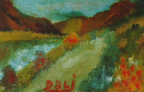 Salvador Dalí biografía y obras