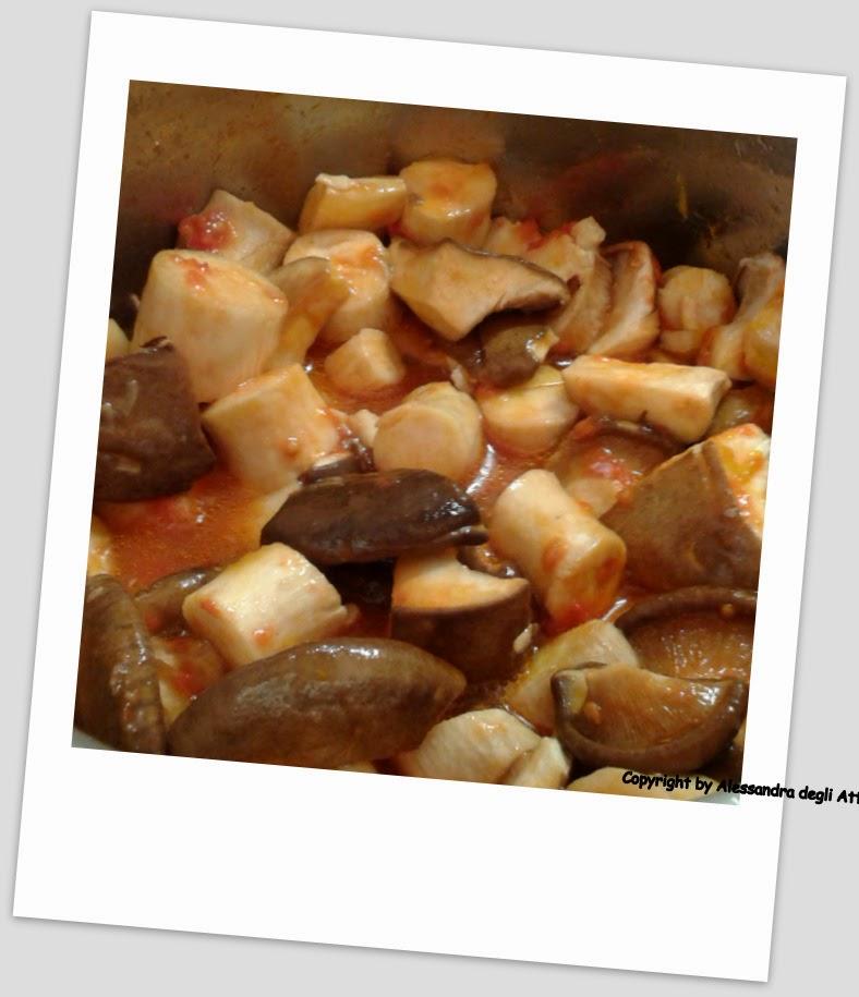 preparazione zuppa