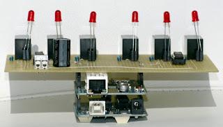 ArduPower - controle de dispositivos via Ethernet