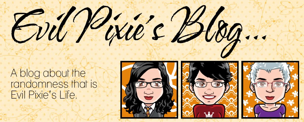 Evil Pixie&#39;s Blog