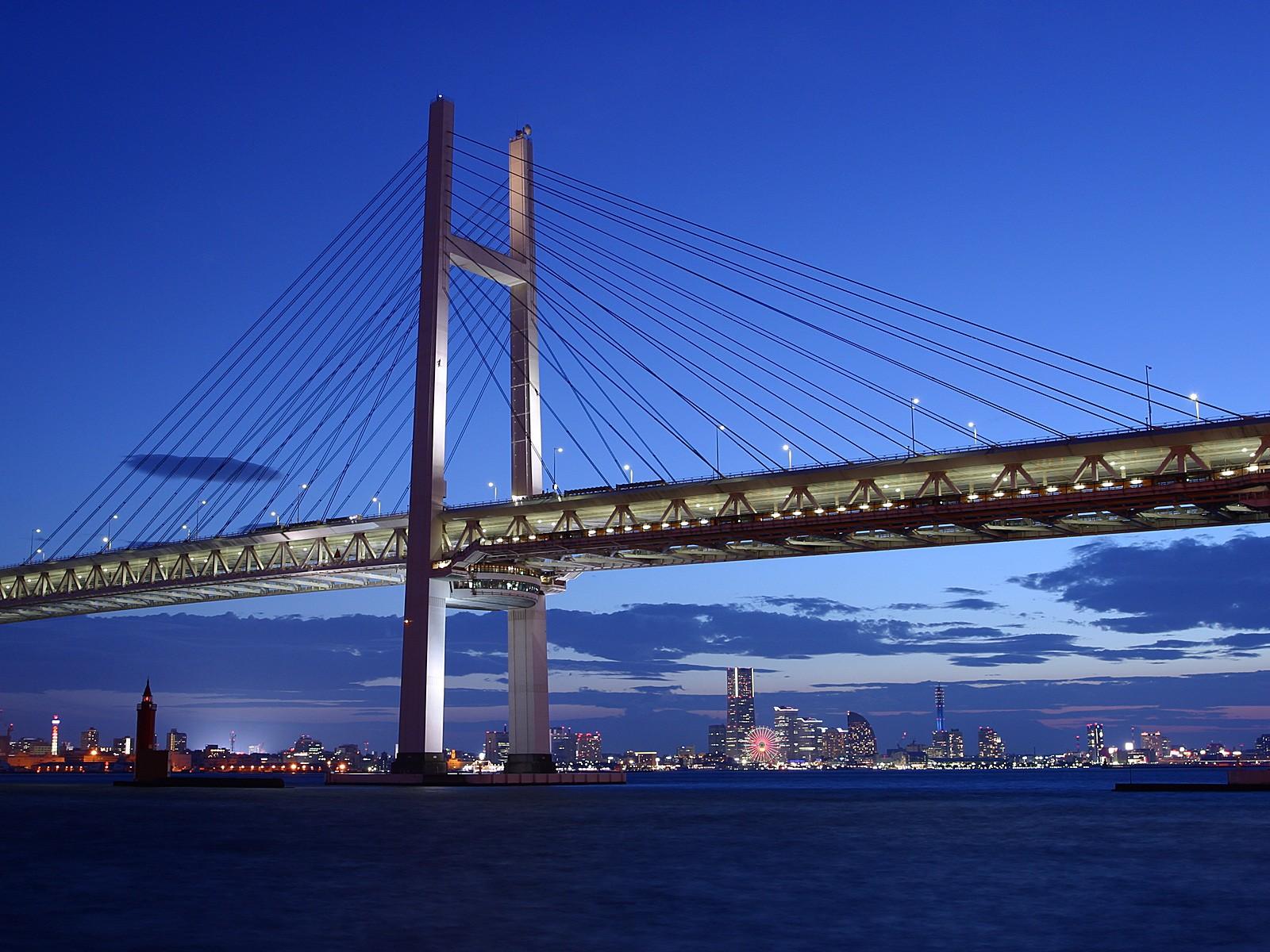 Beautiful Bridge Wallp...
