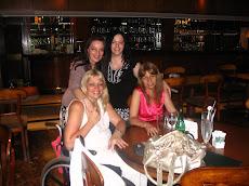 Con amigas de Chaco, Corrientes y La Plata, en Hotel Grand Boulevard