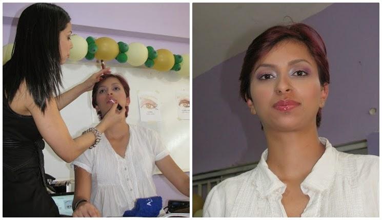 maquillaje clasico