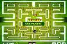 Biteman: la mordida de Luis Suárez en un juego de Pacman online