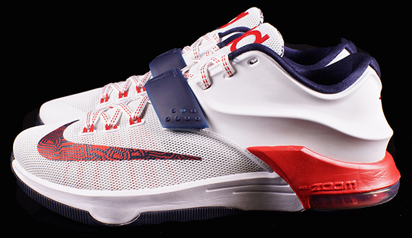 The USA Nike KD 7 Is Releasing Soon Whether Youre Ready Or Not