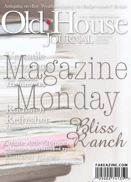 Magazine Monday #2 Bliss Ranch.com