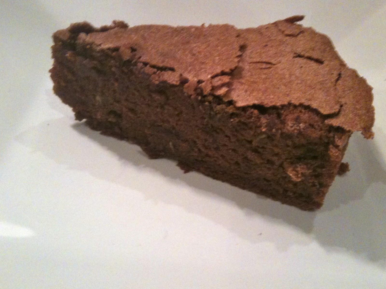 Gateaux au chocolat a la courgette