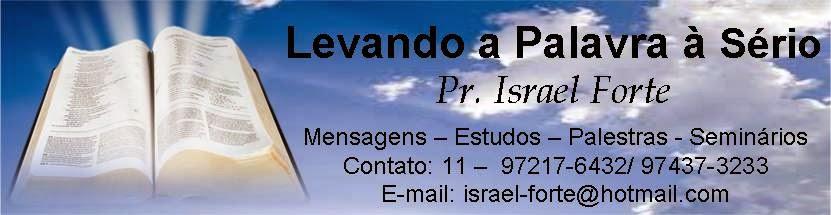 LEVANDO A PALAVRA À SÉRIO