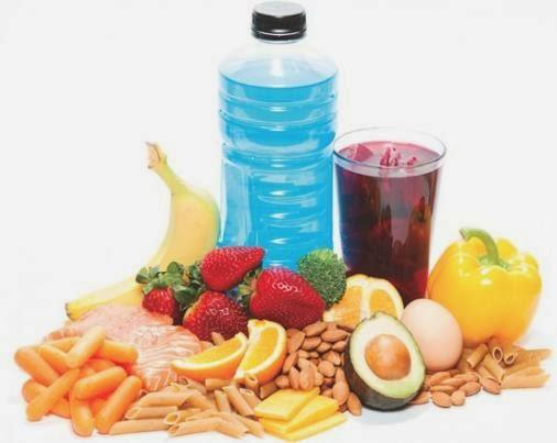 alimentos dieta escandinava