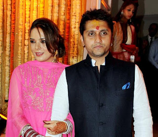 Actress Udita Goswami wedding photo gallery