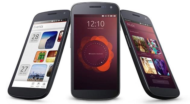 OS Ubuntu Nexus