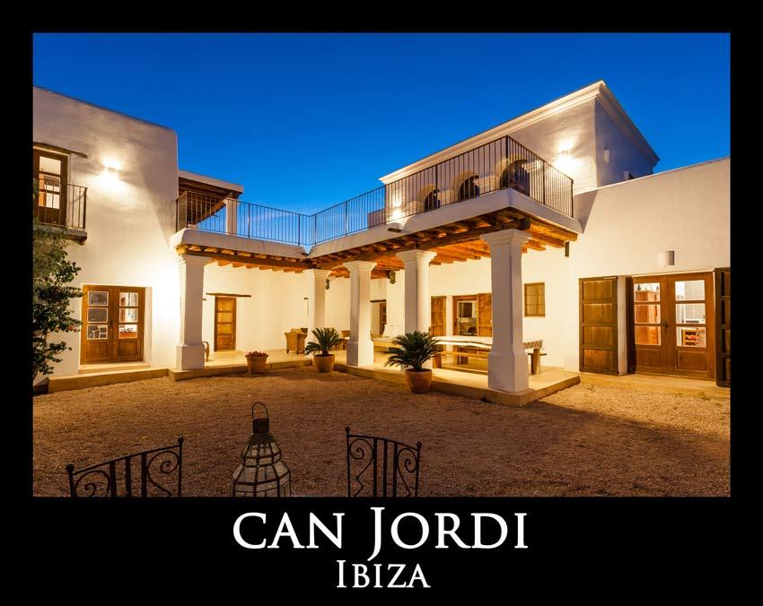 Villa Can Jordi ibiza
