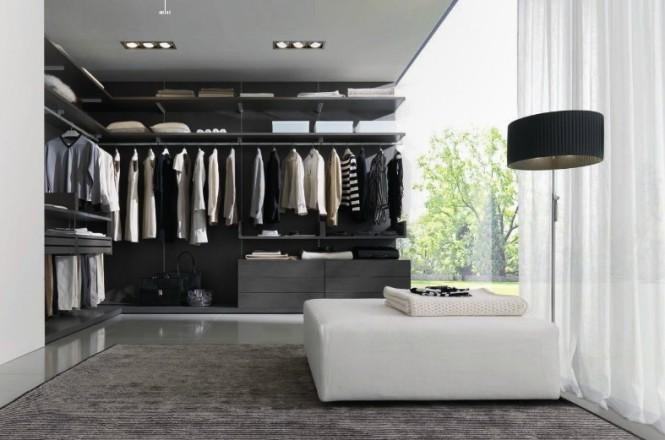 Walk in closet modernos azdeco for Interior closets modernos