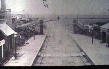 Gosport Road looking towards Stokes Bay 1880s