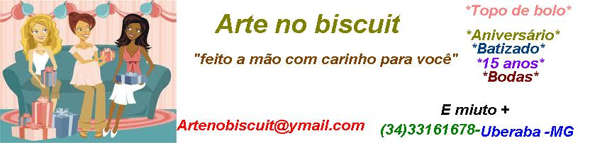 ARTE NO BISCUIT