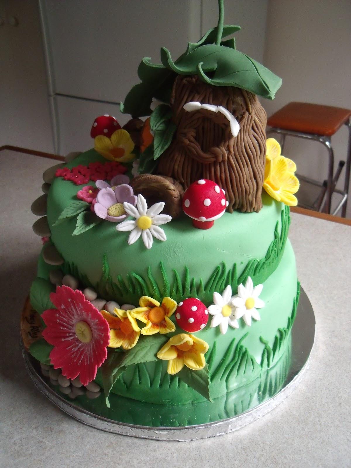Baby Fairy Cakes