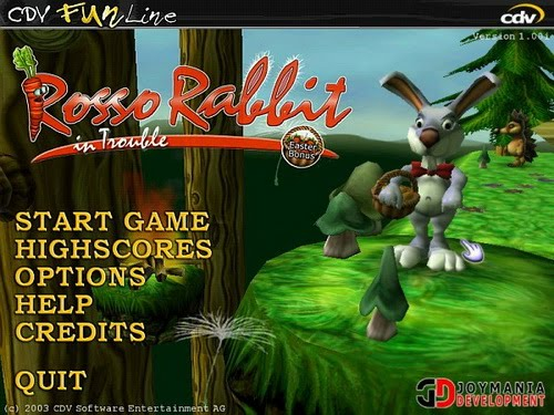 Rosso Rabbit in Trouble - Download Game PC Iso New Free