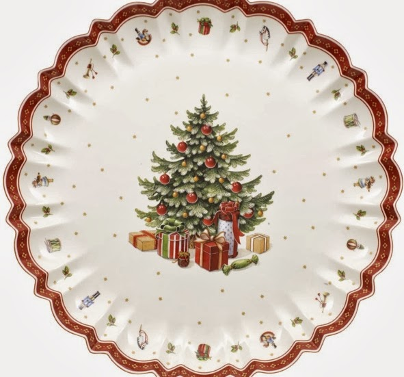 Spode Christmas Tree Garland