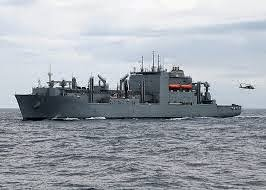 Fleet Support Ship of India