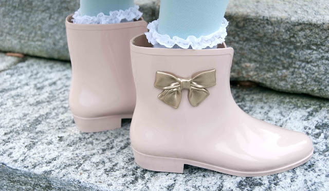 shoes, mel, jelly, bow