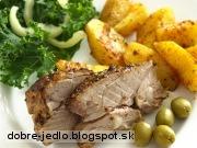 Jahňacie mäso na mexický spôsob - recept