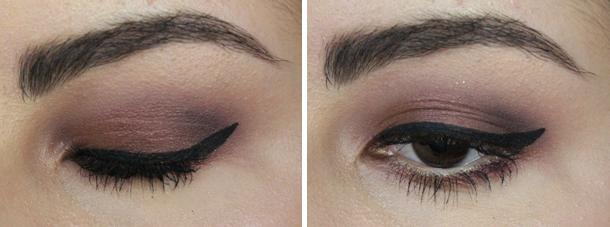 makeup forever mufe 311 160 eyeshadow trax makeup look