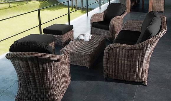 Decoracion Styles: Muebles de jardin, de terrazas o porches de ...