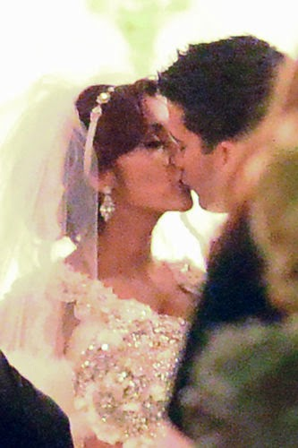 Snooki and Jionni: First pictures of the wedding