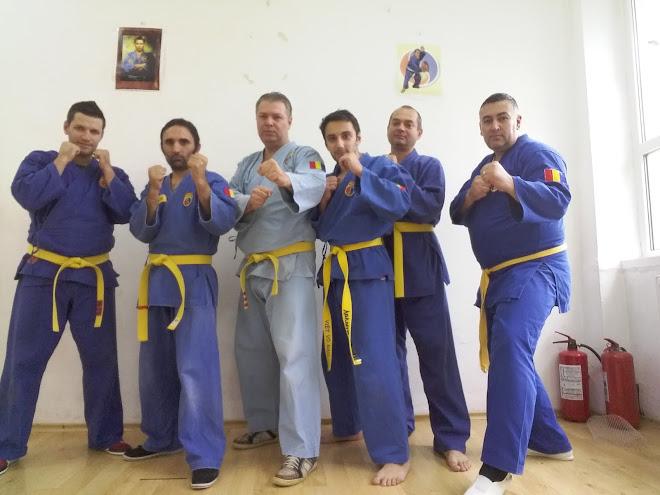 Integral Vovinam România -Stagiu Tehnic de Instructori - 25.09.2016