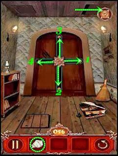 Escape Action Level 54 55 56 Guide
