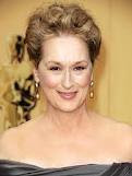 Merly Streep at Academy Awards