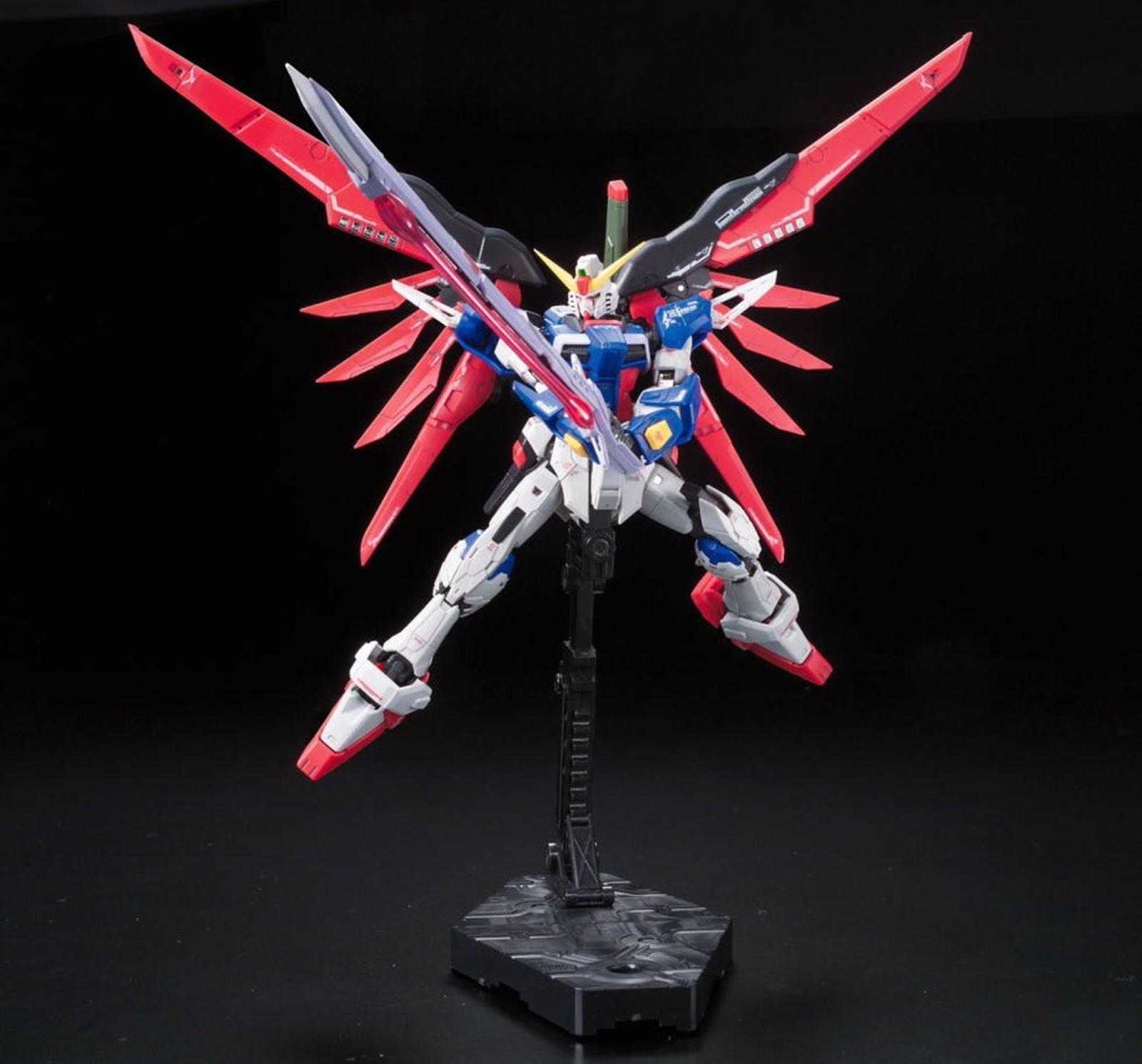 destiny gundam rg - photo #5