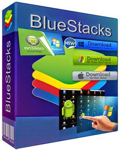 BlueStacks App Player 0.9.11.4119 Rooted + Modded
