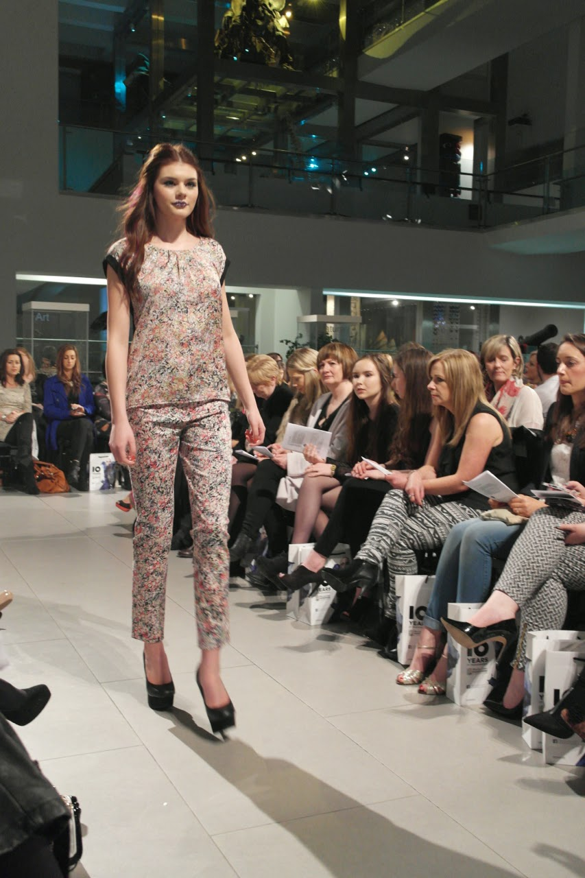 Belfast Fashion Week High Street Show Ss14 A Life To Style